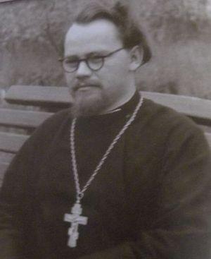 Иерей Матфей Стаднюк – студент МДА