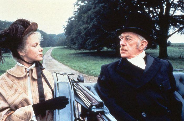 Миссис Эррол (Конни Бут) и граф Доринкорт