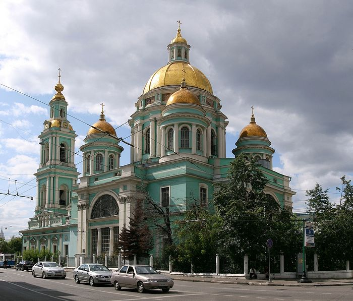 Theophany Cathedral in Elokhovo