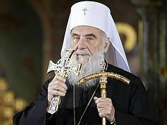 Патриарх Ириней: За властями Черногории стоит великая адская сила