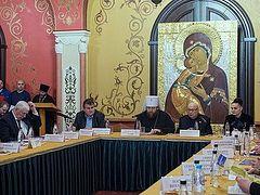 В Москве прошла конференция «Строительство храмов — долг наследников Великой Победы»