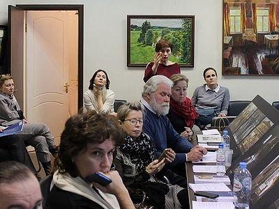 Международная научная конференция, <br>посвященная проблемам канона,<br>прошла в художественно-промышленной академии им. С.Г. Строганова
