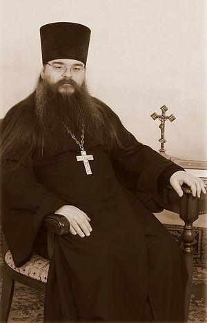 Протоиерей Александр Тихонов