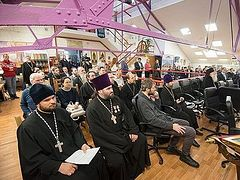 Конференция и практикум «Традиции и современность архитектурно-строительных решений храмов» состоялись в Москве