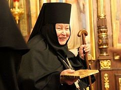 Visiting Mother Marionilla. Eighty-seven Years and Seventy Years of Monasticism