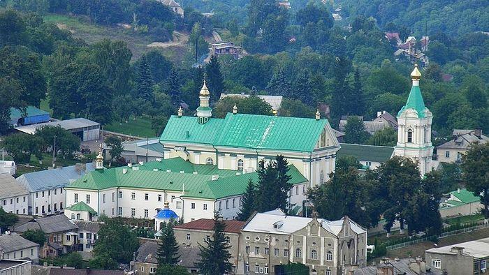 Кременецкий Богоявленский монастырь сегодня
