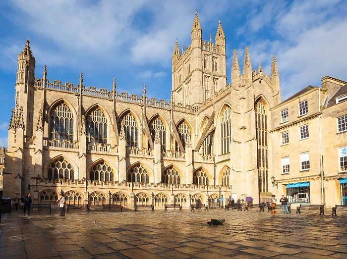 Bath Abbey. Photo: Ian Woolcock /Adobe Stock