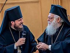 Αλβανίας Αναστάσιος: «Με την Αυτοκεφαλία στην Ουκρανία παραβιάστηκαν τρεις θεμελιώδεις αρχές της Ορθοδόξου Εκκλησίας: Η Αποστολική Διαδοχή, η Θεία Ευχαριστία και η συνοδικότητα»