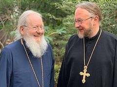 Western Archdiocese, recently reunited with Russian Church, elects two vicar bishops