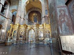 Virtual tour of St. Sophia's Cathedral in Kiev launched online