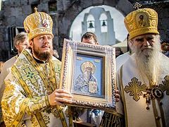 Gates of hell won't overcome the Church in Kiev or in Montenegro—Met. Amfilohije of Montenegro