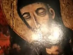 Icon of St. Stephen of Piperi reportedly weeping in Montenegro (+VIDEO)