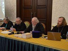 В рамках Рождественских чтений состоялась конференция «Актуальные вопросы биоэтики»