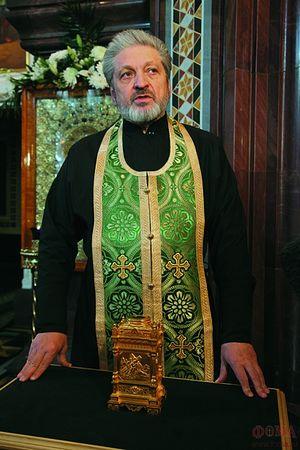 Протоиерей Михаил Рязанцев