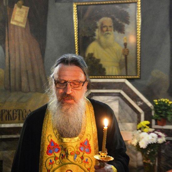 Отец Даниил (Воронин)