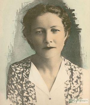 Раиса Адамовна Кудашева