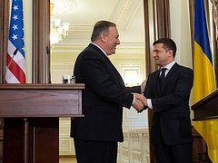 Помпео в Киеве и церковный конфликт на Украине