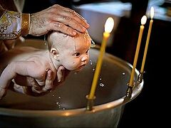 Metropolitan of Poltava will personally baptize babies from large families
