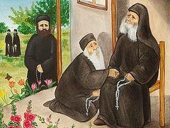 Неопубликованные истории из жизни старца Иосифа Исихаста