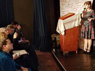 В рамках Рождественских образовательных чтениях состоялось заседание секции кинофестиваля «Свет миру»