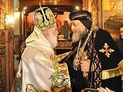 Metropolis of Piraeus condemns ecumenistic statements from Patriarch of Alexandria