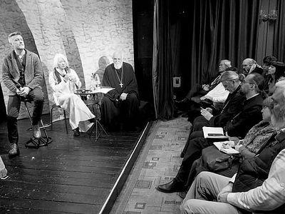 Состоялось заседание секции <br>«Театр. Кино. Телевидение. <br>Духовно-нравственная безопасность государства»