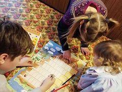 Интерактивный календарь на Великий пост для детей