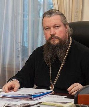 Митрополит Воскресенский Дионисий (Порубай)