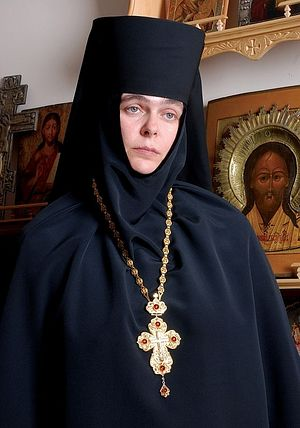 Abbess Seraphima (Shevchik). Photo: spzh.news