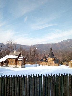 Монастырь св. Царственных Страстотерпцев