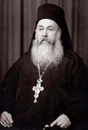 Начальник РДМЗ в 1951–1968гг. духовник Елеонского монастыря архимандрит Димитрий (Биакай)