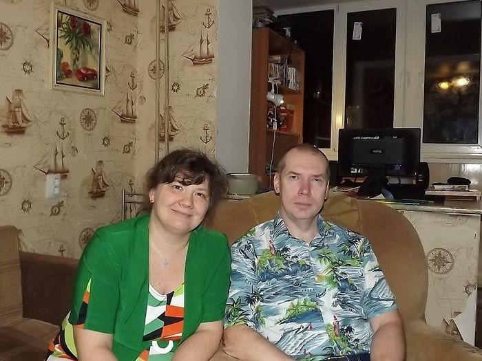 Владимир и Марина