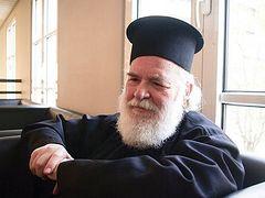 Ενορία και Εκκλησία....., του π.Γεωργίου Δ. Μεταλληνού,