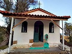 Orthodox churches repeatedly vandalized by Muslim refugees at notorious Lesvos camp