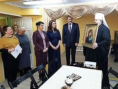 Russian Church opens one of nation's largest maternity crisis centers in Arkhangelsk