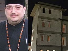 Romanian priest building home for abandoned, disadvantaged children and struggling mothers
