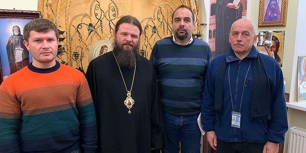 Управляющий Александрийской епархией Украинской Православной Церкви сообщил наблюдателям ОБСЕ о незаконной перерегистрации приходов в регионе / Православие.Ru