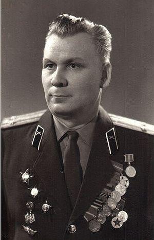 Иван Александрович Силин
