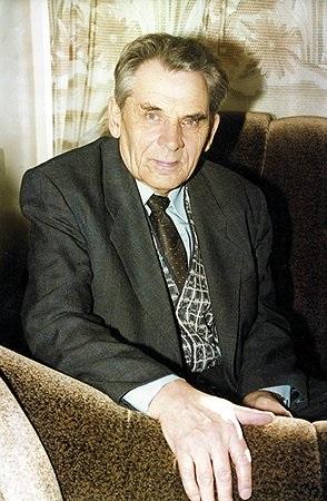 Иван Прокопьевич Захаров, краевед, журналист, почетный житель города