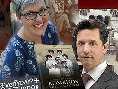Interview on new book The Romanov Royal Martyrs