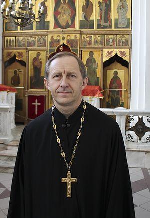 Протоиерей Юрий Залоско