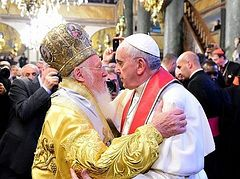 The Ukrainian Experiment of the Vatican and the Phanar as a Step Towards Uniting Orthodoxy with Papism