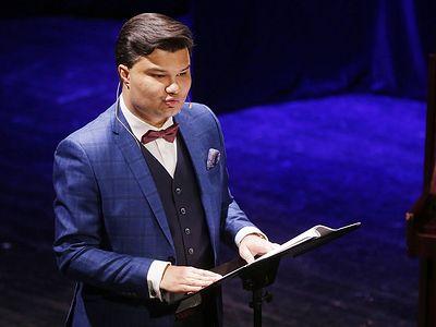 В Пскове прошел литературно-музыкальный спектакль <br>«Я – Федерико Гарсиа Лорка»