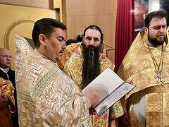Τρίτος κατά σειρά ιερέας της επαρχίας Βίνιτσα επανήλθε στους κόλπους της κανονικής Εκκλησίας