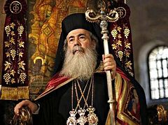 The Patriarchate of Jerusalem has the right to call a Pan-Orthodox Council