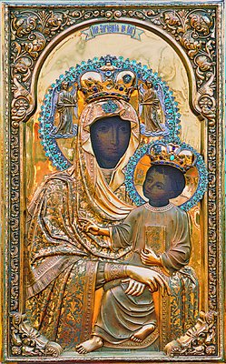 Загаецкая чудотворная икона Божией Матери «Всемилостивейшая»