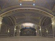 Завершено строительство нижнего храма Патриаршего собора Воскресения Христова — главного храма Вооруженных сил РФ