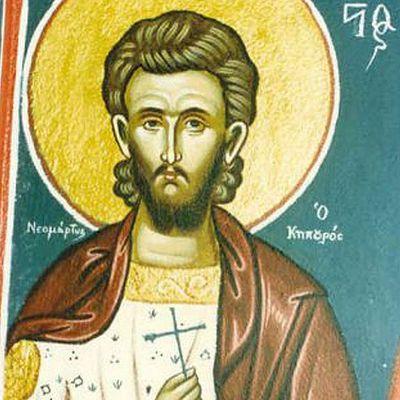 Святой новомученик Христос Садовник<br>(† 12.02.1748)