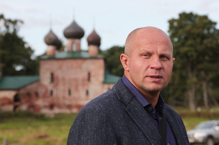 Фјодор Јемељаненко