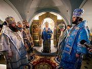 В столице Татарстана состоялось великое освящение Пещерного храма собора Казанской иконы Божией Матери